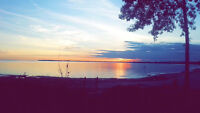 Long Beach Lakefront Cottage Price Reduction August 15-22