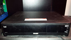 Bell HD 9241 PVR Satellite Receiver with Remote