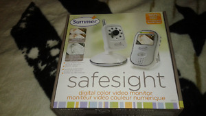 NEW SUMMER SAFESIGHT DIGITAL COLOUR VIDEO MONITOR