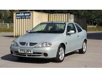 2001 Renault Megane 1.4 16v Expression 2dr