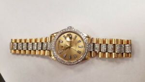 Authentic Rolex Watch for sale!