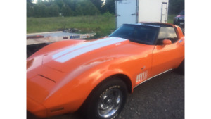 1978 SILVER ANNIVERSARY STING RAY (MUST SEE )