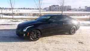 2015 ATS Coupe, AWD,  2.0 turbo