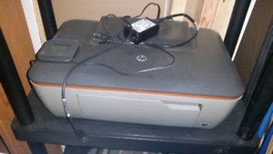 HP printer scan copy