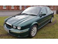 Jaguar X-TYPE 2.5 V6 PX Swap Anything considered