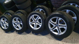 Audi alloys alloy wheels 18inch