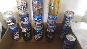"""BEER Cans """"full"""" collectible  cans for $30.00 FIRM London Ontario image 5"""