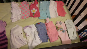 Baby girl clothing lot nb to 3 to 6 Kingston Kingston Area image 9