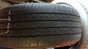 AllSEASON / SUMMER TIRES  225/50 /17 and 225/55/17
