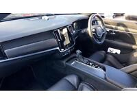 2017 Volvo S90 2.0 D5 PowerPulse R-Design AWD Automatic Diesel Saloon