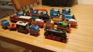 Thomas the Tank Engine Metal Train Set
