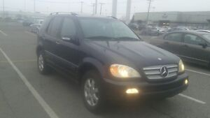 2005 Mercedes-Benz M-Class ml 350 special edition SUV, Crossover