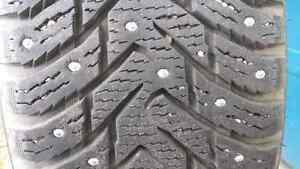 Nokian 17inch winter tires