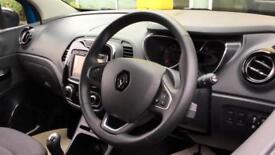 2017 Renault Captur 1.5 dCi 90 Dynamique S Nav 5dr Manual Diesel Hatchback
