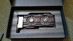 Asus GTX 660Ti GRAPHICS CARD - Used