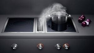 Gaggenau 400 series ventilation system