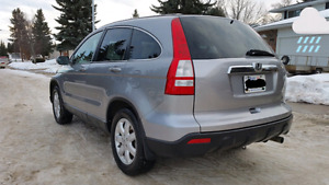 2007 HONDA CR-V EXL LIMITED EDITION