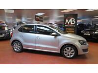 2010 VOLKSWAGEN POLO 1.2 60 SE Radio Cd Sport Seats Ideal For First Car