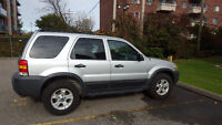2007 Ford Escape V6 XLT AWD VUS with Winter Tires