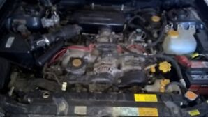 Subaru Forester, 1998, new rebuilt motor with only 49k on it.
