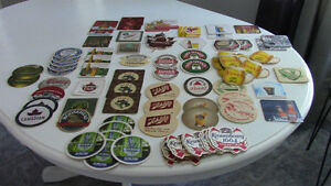 Beer Coasters, Lots of Variety, Old & New Kitchener / Waterloo Kitchener Area image 2