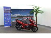 2018 Honda PCX125 Scooter Petrol Manual
