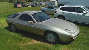 1985 porsche 928 s with low kms and no accident history
