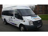 Minibus & Driver Birmingham