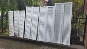 DECORATIVE EXTERIOR ALUMINUM SHUTTERS