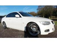 2011 BMW 3 SERIES 2.0 320D M SPORT 2D AUTO 181 BHP DIESEL