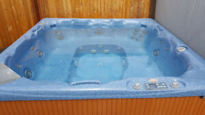 Beachcomber 8 person Spa