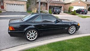 1991 Mercedes 500SL FIRST $5000 TAKES IT