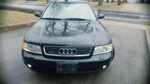 Audi A4 with low Kms