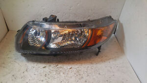 CIVIC SI 2009 2010 2011 LUMIERE GAUCHE OEM LEFT HEAD LIGHT LAMP