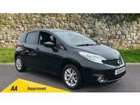 Nissan Note 1.5 dCi Acenta Premium 5dr with Navigation and Cru Hatchback Diesel