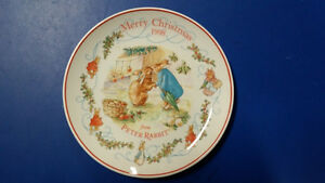 Peter Rabbit Christmas 1998