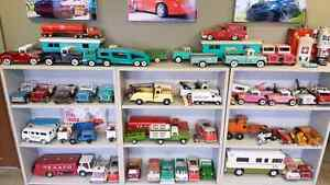 Antique Pressed Steel Toy Collection