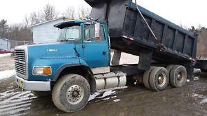 1980 Ford Dump Truck