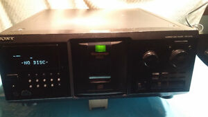 Sony 300 Disc changer London Ontario image 1