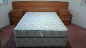 Double bed with bedside drawers Penrith Penrith Area Preview