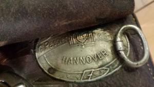 G. Passier Dressage Saddle from Hannover