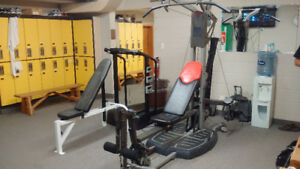 Bowflex Ultimate 2: Like new!