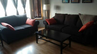 Couch and Love Seat in Whitecourt