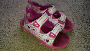 Girl's size 12 Sandals