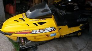 1998 670 Rotax Motor And Motor Parts
