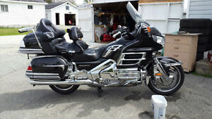 2007 Goldwing 1800cc in mint condition