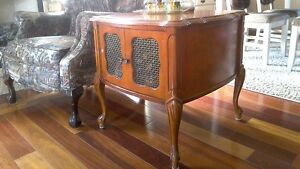 Antique meuble cabinet buffet bar,table console d'appoint