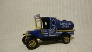 1978 Matchbox Yesteryear 1912 Ford Model T 'Express Dairy'
