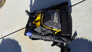 skidoo backpack