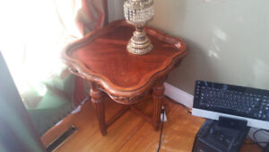 2 coffee tables for sale. They are in like new condition but top